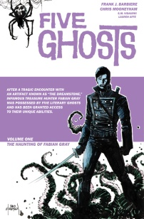 Five Ghosts v1